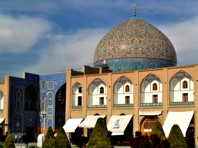 Iran World Heritage Site