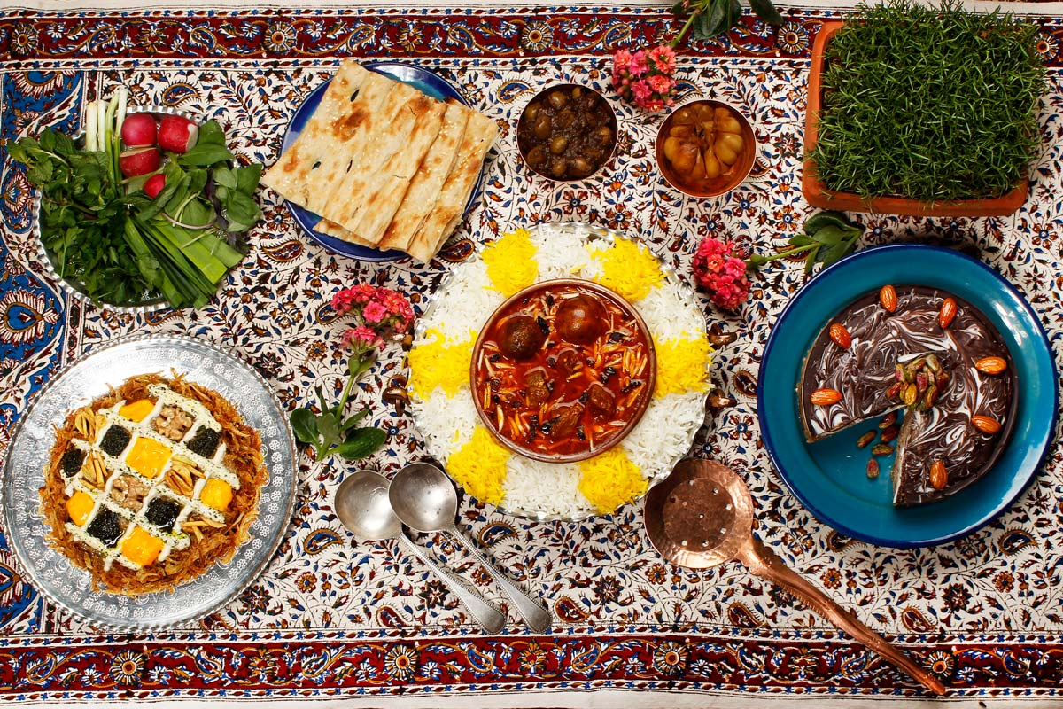 Iranian cuisine we go persia touring co iran travel for Ancient persian cuisine