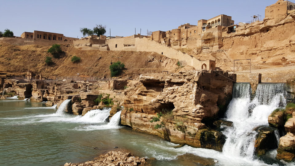 iran world heritage sites