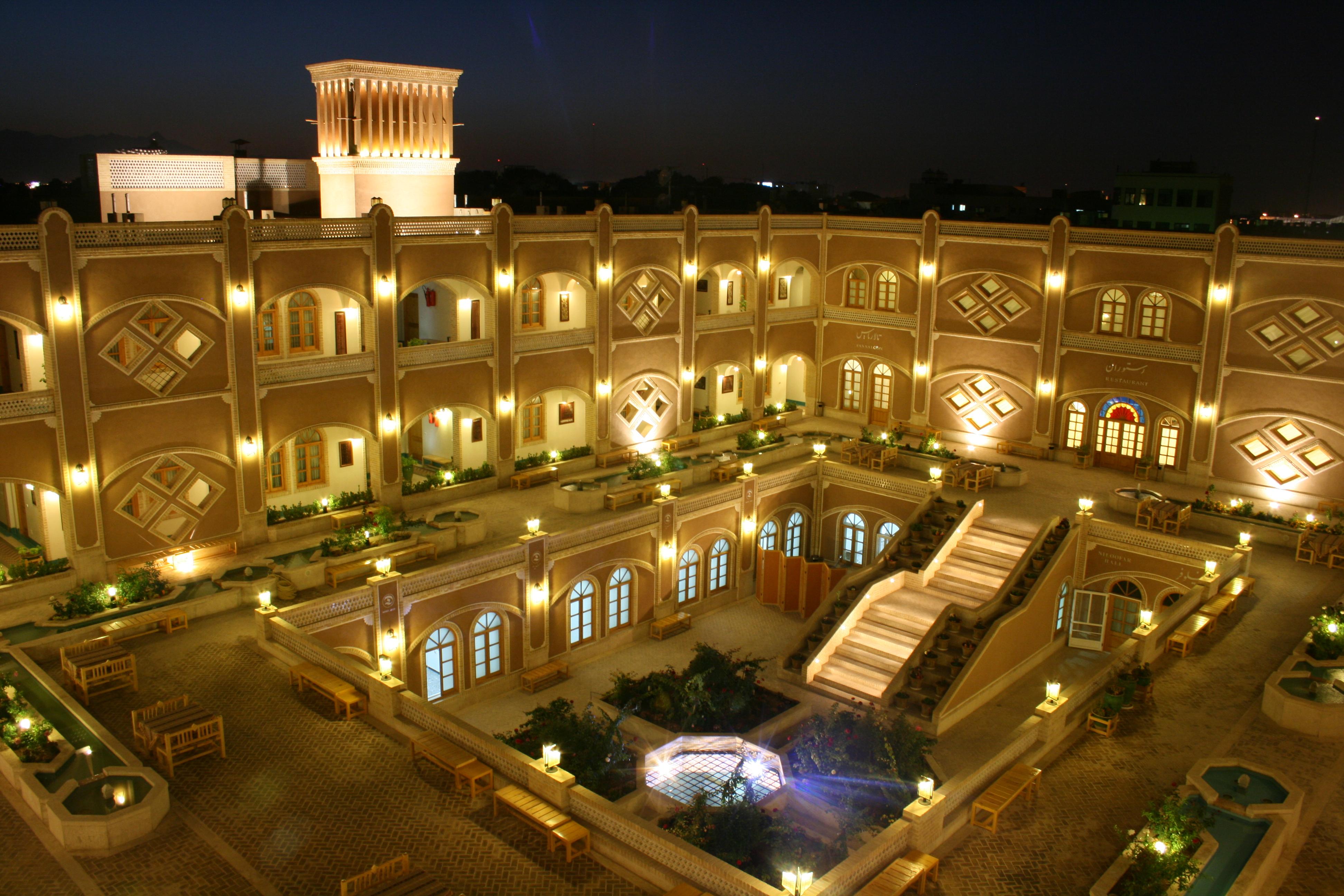 Yazd Hotels